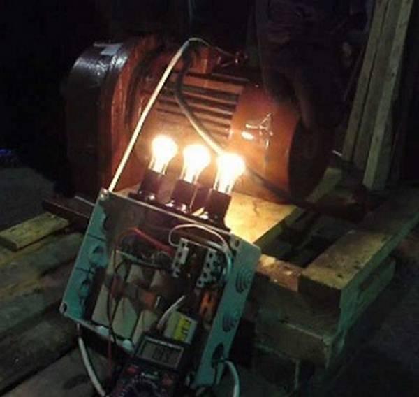 Как сделать самодельный генератор 220 вольт