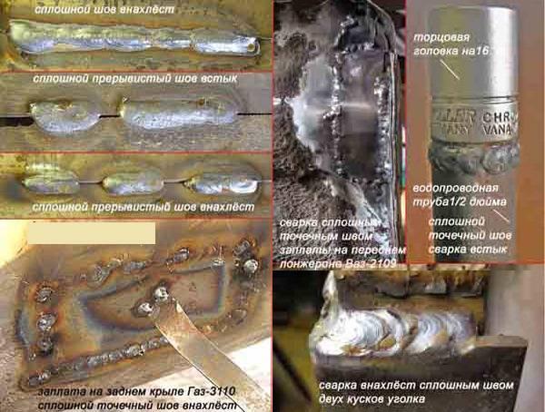 Особенности технологии: как варить тонкий металл инвертором
